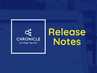 Chronicle 1.4 Release Notes
