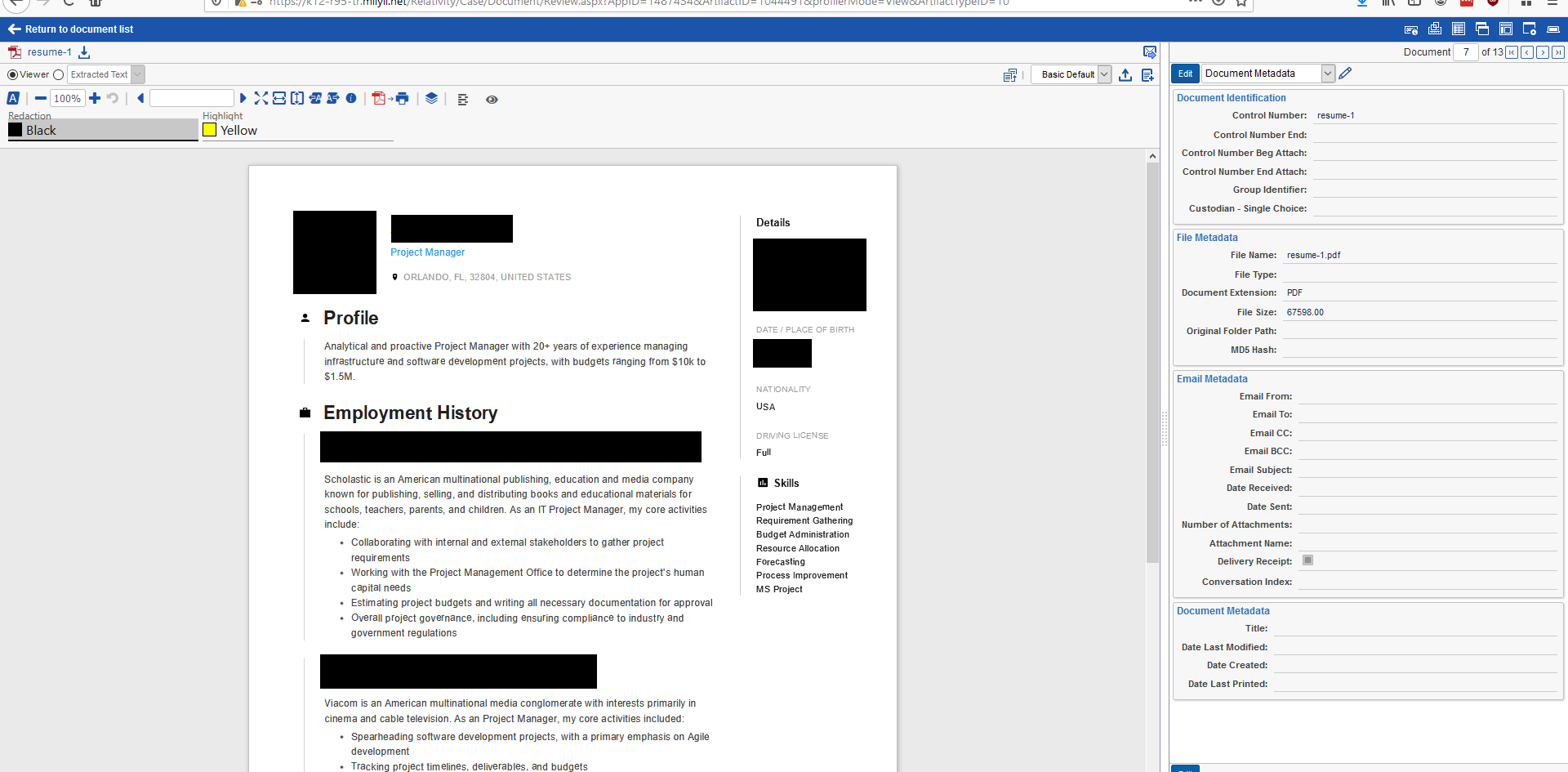 Blackout Redacts PDFs for Any Workflow