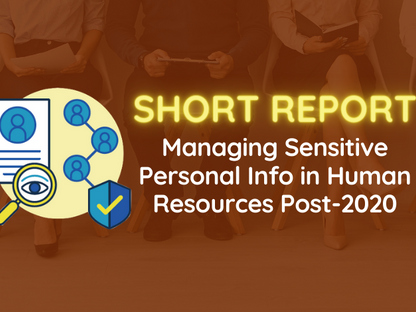 Managing Sensitive Personal Info in Human Resources Post-2020