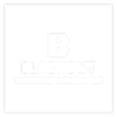 Blackout_Logo_Vertical_Square_White_Outl