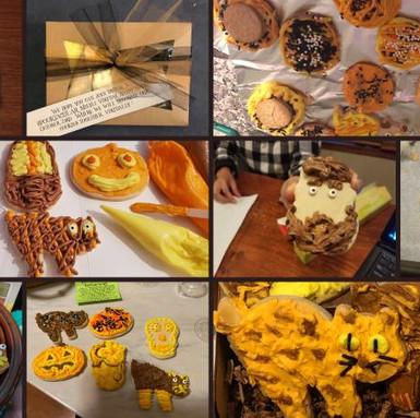 Halloween Cookie Mail Kits 2020