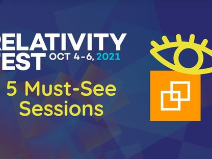 Your Post-Relativity Fest 2021 Agenda's 5 Must-See Sessions