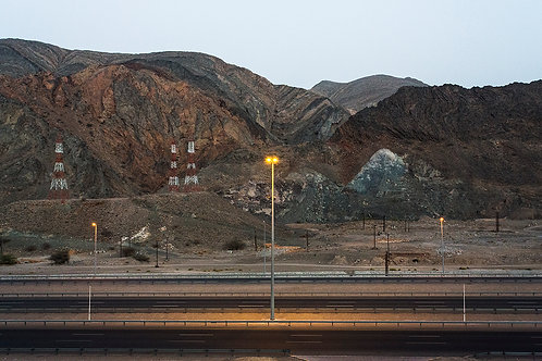 Untitled, from the series Muscatscapes
