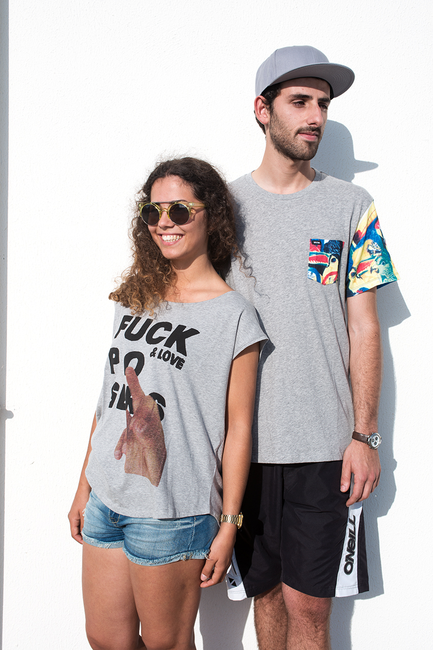 Vazva t-shirts