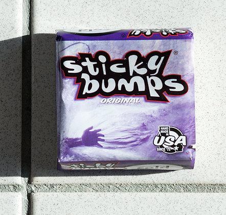 Sticky bumps original