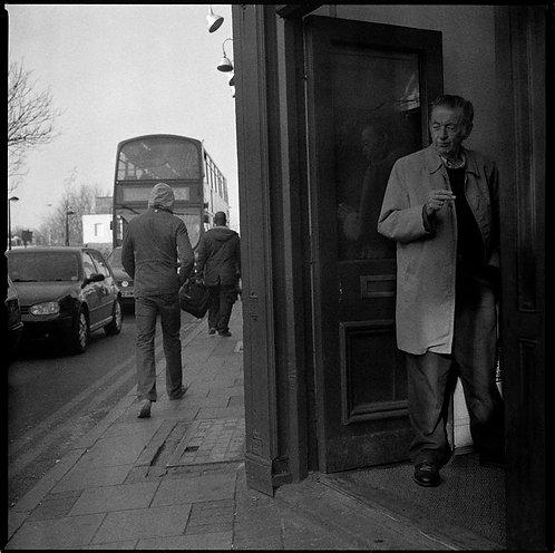 Uschi Klein, 'Man in Peckham', 2012