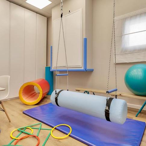 עיצוב חדר ריפוי בעיסוק