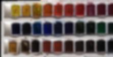 artists colour palette