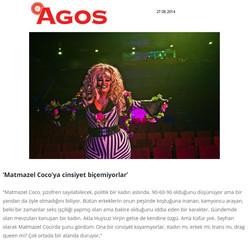agos - coco