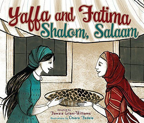 Yaffa and Fatima- Shalom, Salaam