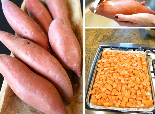 Sweet Potatoes in Bulk