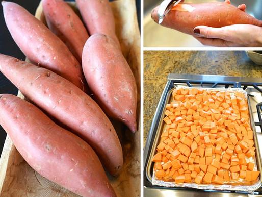 Sweet Potatoes in Bulk