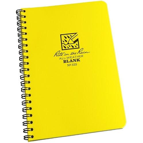 Rite in the Rain Side-Spiral Notebook - Blank