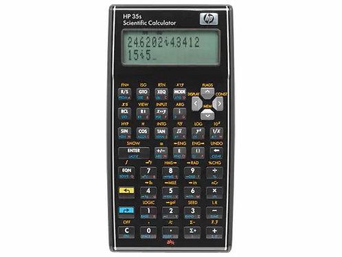 HP Scientific Calculator 35s