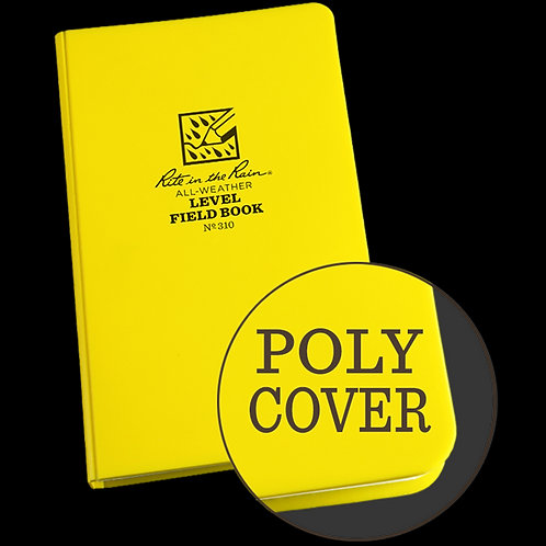 Rite in the Rain Polydura Notebook - Level