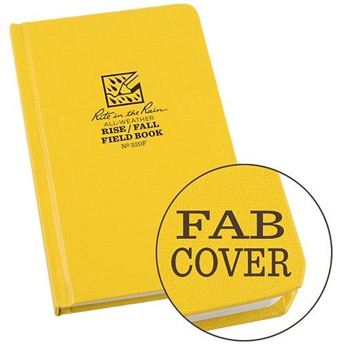Rite in the Rain Fabrikoid Notebook - Rise/Fall