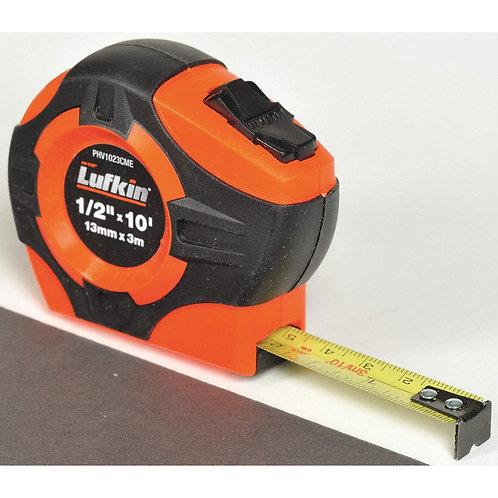 Lufkin Hi-Viz Pocket Tape 10', 16', 26', 33' - Inches & Metric