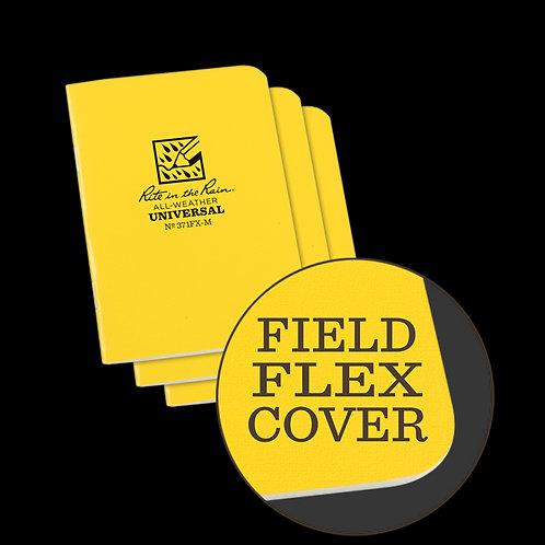 Rite in the Rain Staple-Bound Flex Cover Notebook - Universal