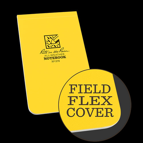 Rite in the Rain Top-Bound Flex Cover Notebook - Universal