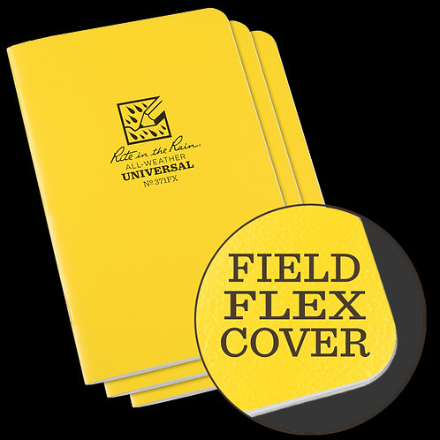 Rite in the Rain Staple-Bound Notebook - Universal