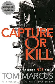 Tom Marcus Capture or Kill Book