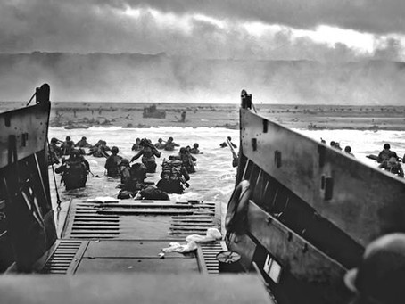 A Reported Precognitive Dream of D-Day, 75 Years Ago