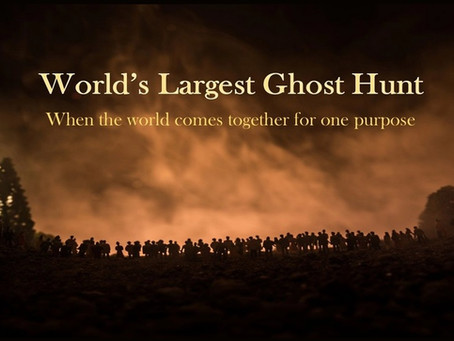 """Collective Consciousness During the """"World's Largest Ghost Hunt?"""": 2021 Prediction"""
