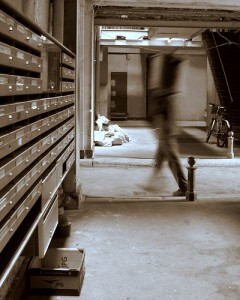 The Worker's Spirit: On Apparitional Sightings in the Workplace