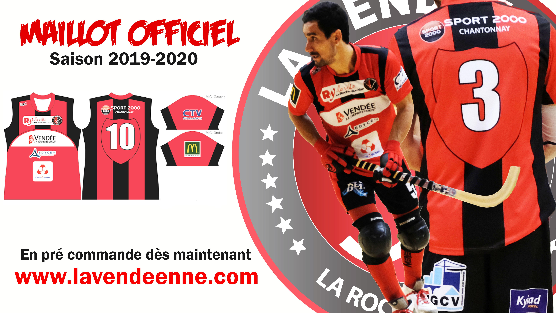 Maillot N1 Élite 2019-2020