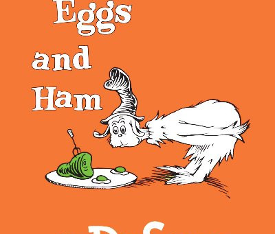 Dr. Seuss can teach parents and kids alike about healthy eating.