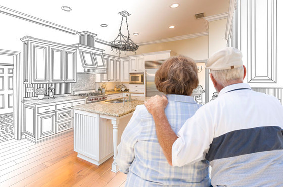 """""""Aging in Place"""" is Easier When Using Universal Design Concepts"""
