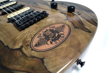 Mark Gilbert Guitars