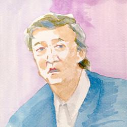 12 Stephen Fry