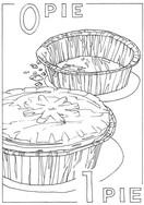 0 Pie and 1 Pie