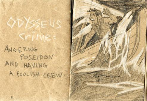 Le crime d'Ulysse