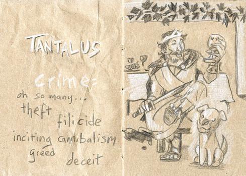 Tantalus's Crime