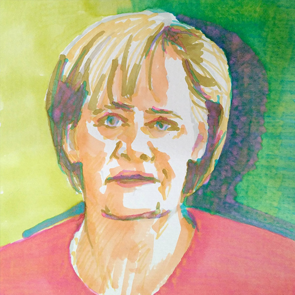 15 Angela Merkel