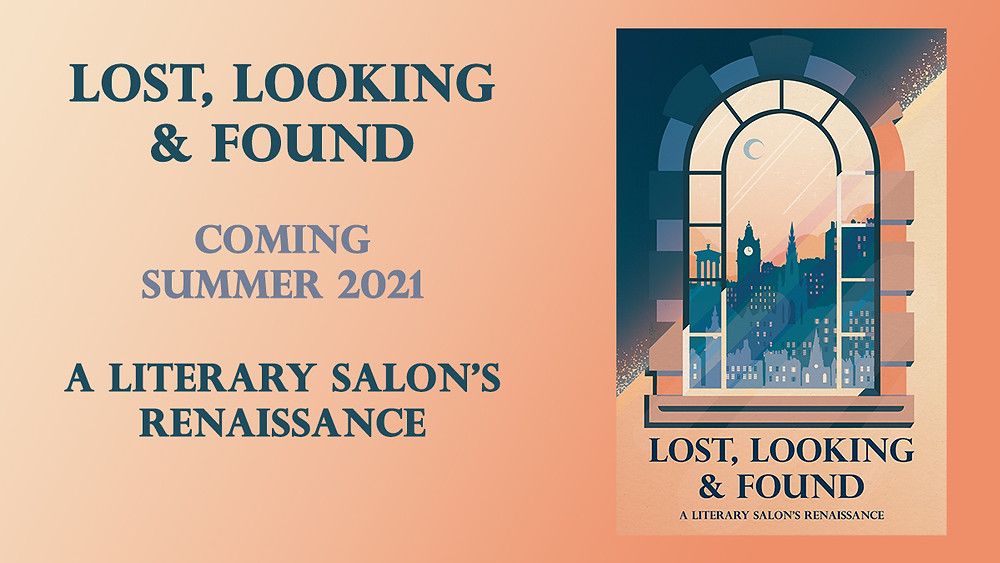 Lost, Looking & Found, anthologie announcement