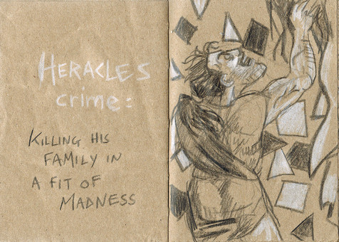 Heracles's Crime