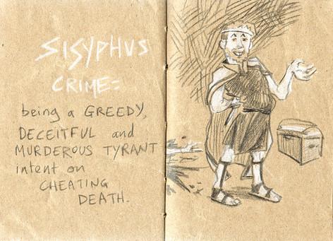 Le crime de Sisyphe