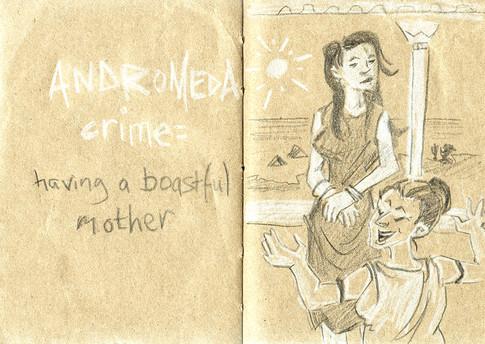 Le crime d'Andromède