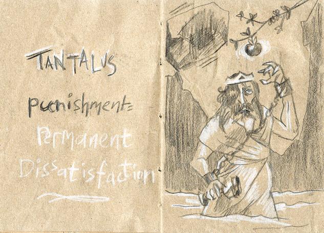 Tantalus's Punishment