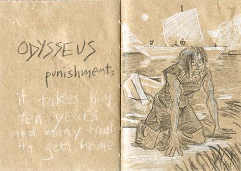 La punition d'Ulysse