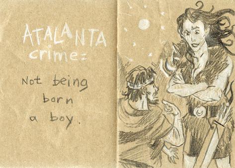 Le crime d'Atalanta