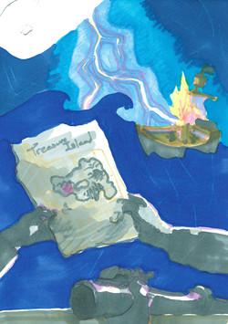 27 The Treasure Map