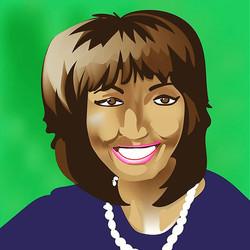 19 Michelle Obama