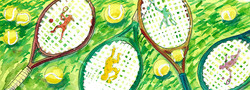 09 Sports: Tennis