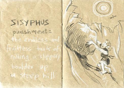 La punition de Sisyphe