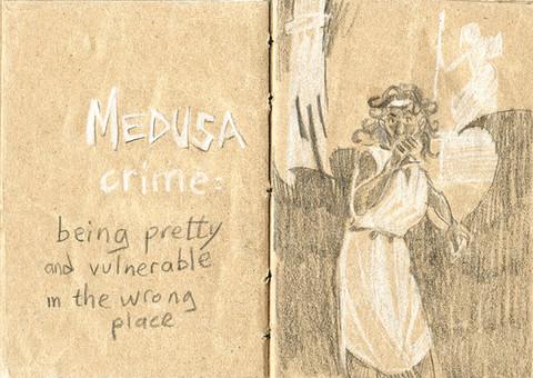 Le crime de Méduse.