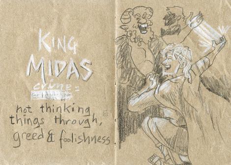 Le crime du roi Midas